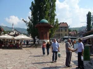 Sarajevo, vent'anni dopo