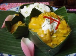 Ammok, specialità cambogiana