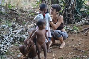 Valentina in Cambogia