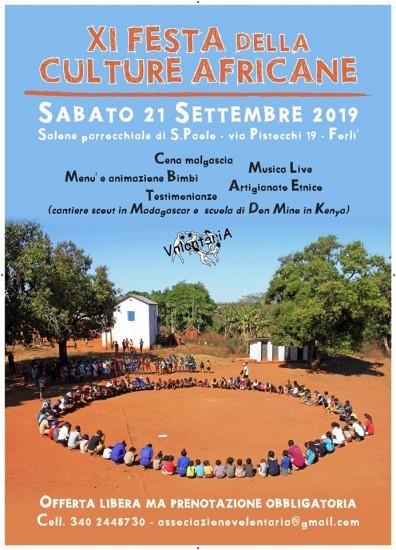 Festa delle Culture Africane