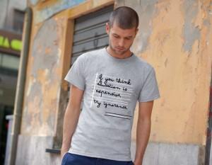 Le magliette di VolontariA