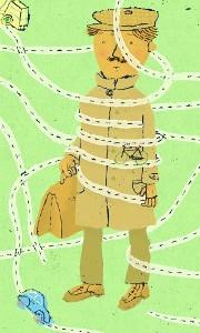 """A. Papagna """"Via per lavoro"""" 2013"""