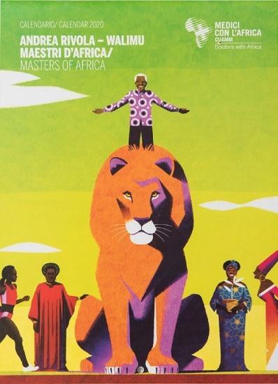 Masters for Africa di Andrea Rivola