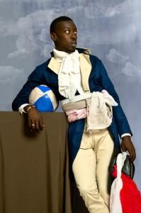 "Omar Victor Diop, ""Jean-Baptiste Belley"" dal progetto ""Project Diaspora"""