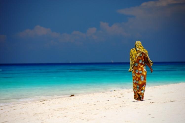 Le spiagge bianche di Zanzibar
