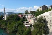 Dal ponte di Mostar
