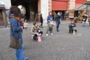 "Flash Mob ""Aula in piazza"""