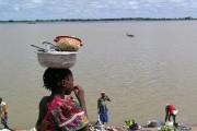 Le Niger a Ségou