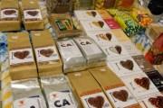 Caffè, cioccolata, maccheroni della Coop. Ravinala di Reggio Emilia