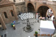 Cortile del Palazzo Re Enzo