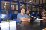 Massimo Acanfora di Altreconomia Maurizio Davolio e Ivana Rossi