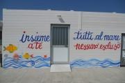 """Inaugurazione della spiaggia """"Insieme a Te"""" Tutti al mare nessuno escluso!"""