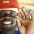 Oro «equo e solidale» in Uganda © Fairtrade Foundation